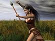 Girl On The Warpath