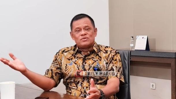 Kostrad soal Patung Soeharto dkk Raib, Gatot: Kalau Patung Bung Karno Dimusnahkan Tidak Suka kan?