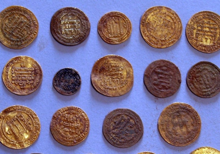 Heritage: Antique coin smugglers busted at Cairo airport