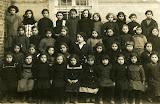classe 1905 - giuseppina traversa, stefanina, mamma lena corrado, foto del 1913 circa
