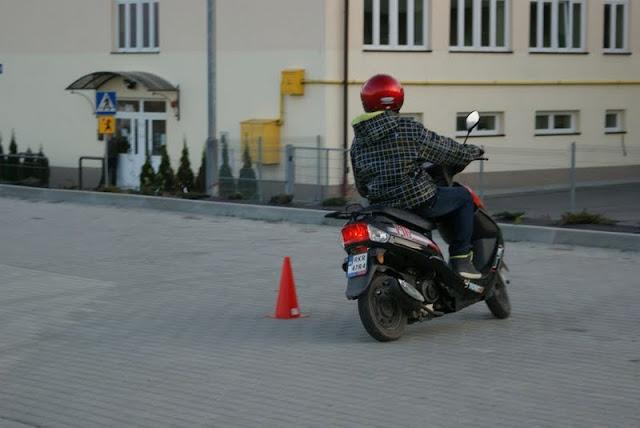 Karta motorowerowa Egzamin praktyczny - DSC01370_1.JPG