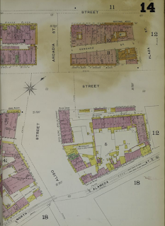 Alameda and Aliso streets, 1894