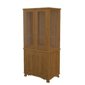 prairie corner cabinet