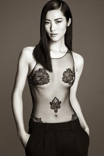 Liu Wen desnuda 4