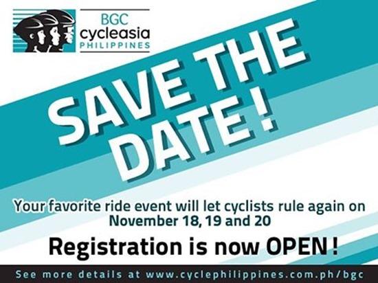 BGC cycleasia Philippines