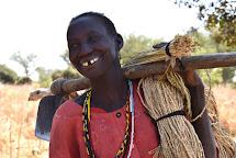 Mnoho zemědělců vůbec nevědělo, že si můžou koupit léčiva pro dobytek nebo nářadí v obchodech. (Foto: Tereza Hronová, ČvT)