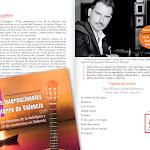 """41: Concierto de guitarra de Carlos Piñana (España) Introducción al concierto a cargo de D. Juan Grecos que hablará sobre: """"La apertura de la guitarra flamenca en Valencia""""."""