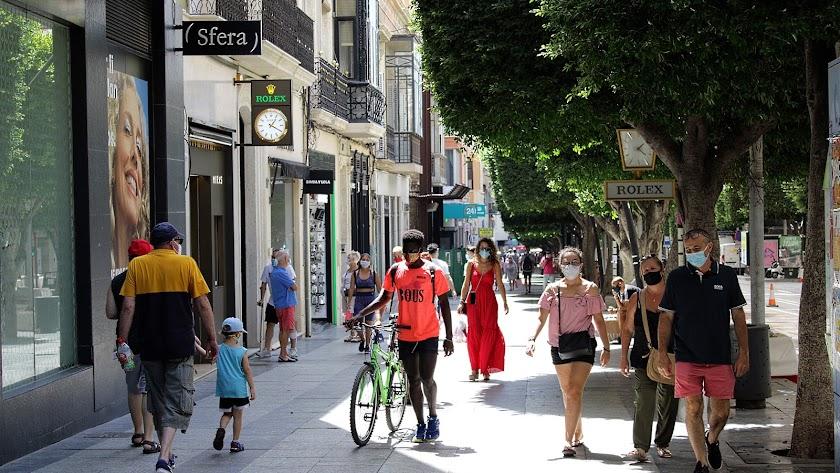 El coronavirus no da tregua en Almería y deja 3 nuevas muertes y 17 hospitalizados más.