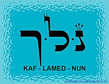 KAF LAMED NUN