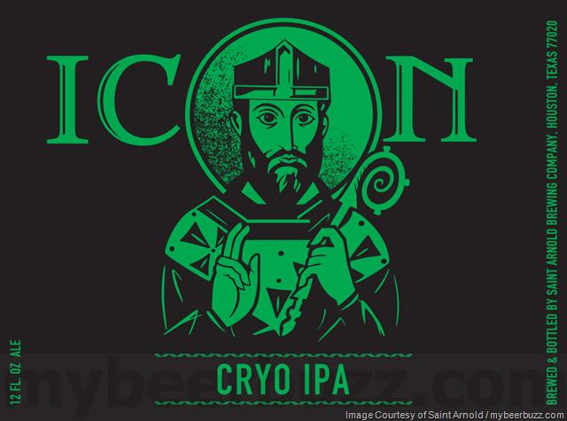 Saint Arnold Adding Icon Green Cryo IPA