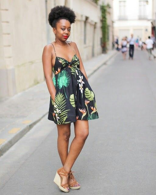 AMAZING BABY DOLL DRESS DESIGNS FOR SEXY AFRICAN WOMEN 5