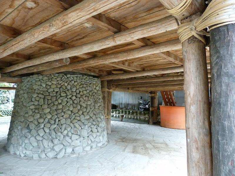 En pierre,c'est le foyer du feu