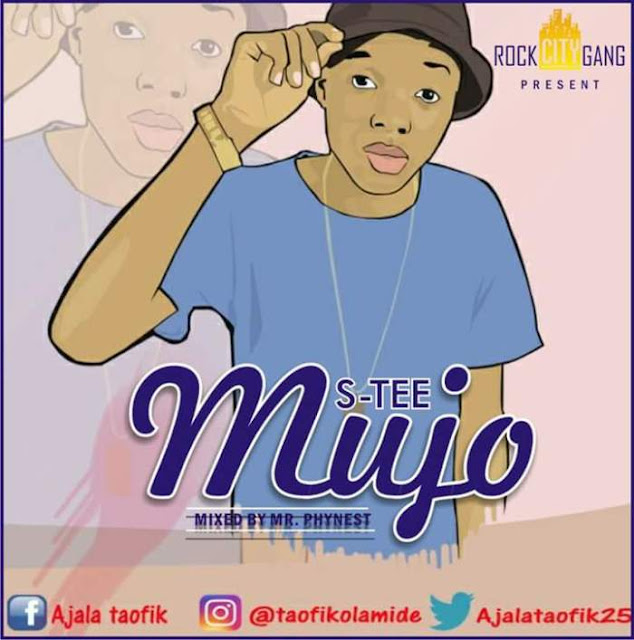 Music: S.tee – Mujo (Prod By Alinaza & Mixed By Mr Phynest)