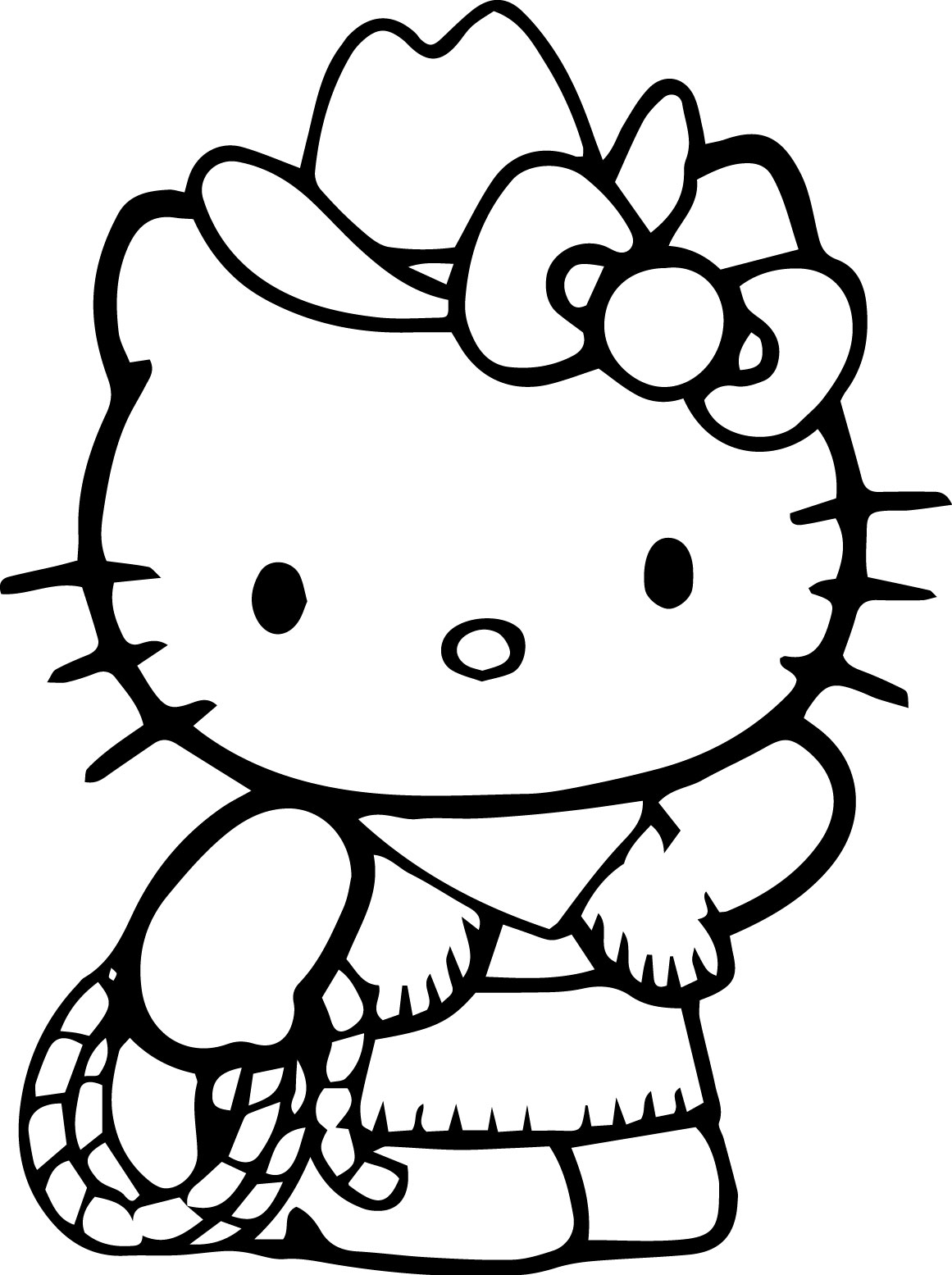 top 10 hello kitty coloring pages games free coloring