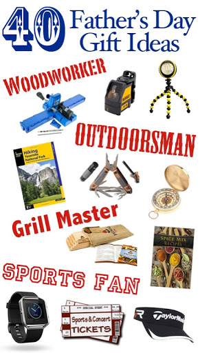 Christmas Gift Ideas For Outdoorsmen Part - 24: 40 Fathers Day Gift Ideas