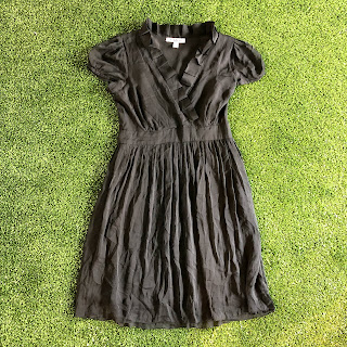 Chloé Black Dress