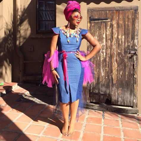 top traditional shweshwe dresses 2016