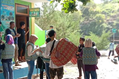 Instagramabel : Susur Sungai Pakai Pelampung Batik Ngiroboyo.