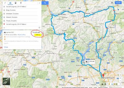 L'ipotesi diabolica.... 666 km