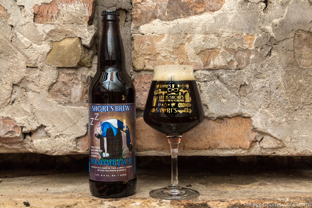 Short's Releasing Peated Bourbon Barrel Aged Hammer Jack & Sticky Boots