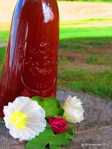 Hollyhock Infusion