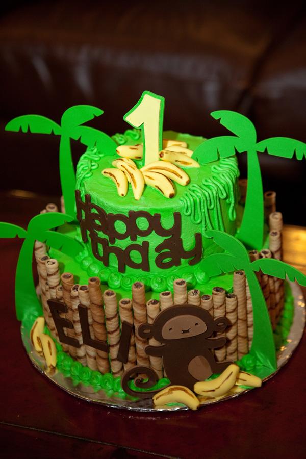 Monkey Cake Oh Boy Oh Boy