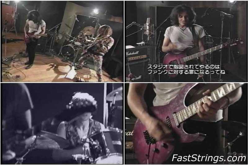 Stevie Salas - Funk & Rock Rhythm Techniques