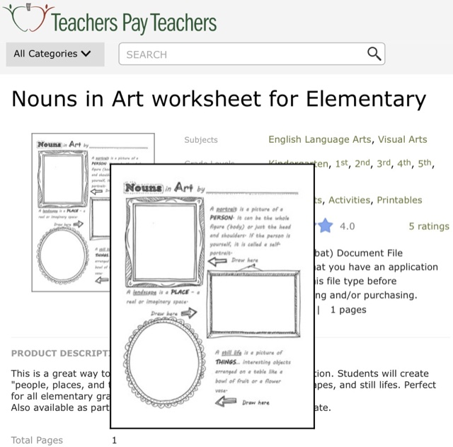 Mrs Knight's Smartest Artists Nouns In Art People Places And Things. Landscapes And Still Lifes Are Like The Nouns Of Art People Places Things After Warmup Worksheet We Dive Into Real Works. Worksheet. Worksheet Works Nouns At Mspartners.co