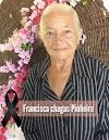 """Os céus recebem a matriarca Francisca Chagas Pinheiro, """"combati o bom combate, acabei a carreira, guardei a fé"""""""