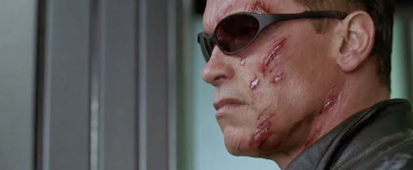 Screen Shot Of Hollywood Movie Terminator 3: Rise of the Machines (2003) In Hindi English Full Movie Free Download And Watch Online at Alldownloads4u.Com
