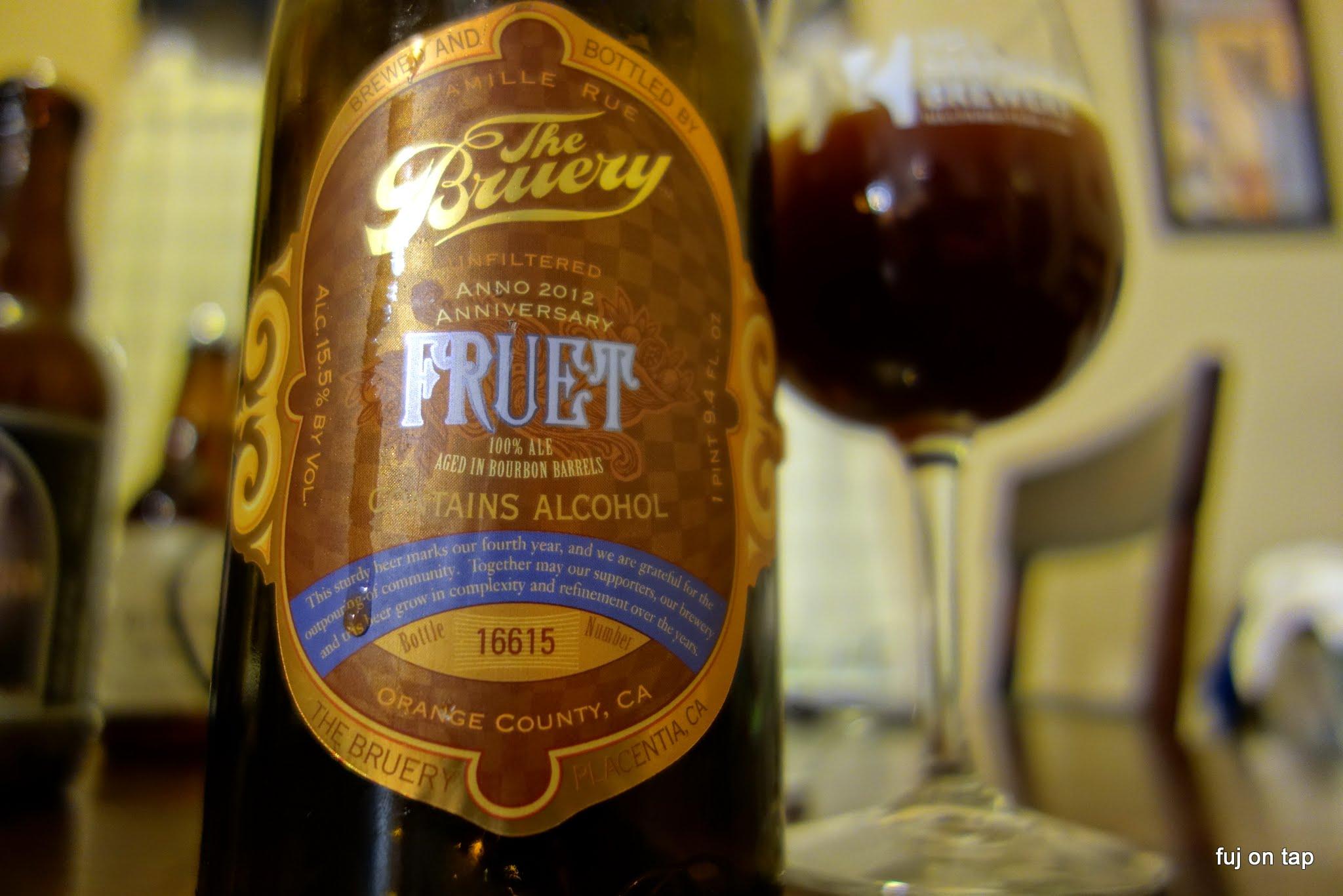 The Bruery Fruet