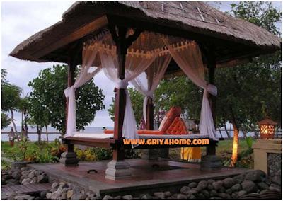 Gazebo Gaya Bali