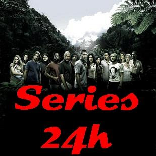 SERIES 24 HORAS TELECINCO,ANTENA 3 ,BING BANG THEORY