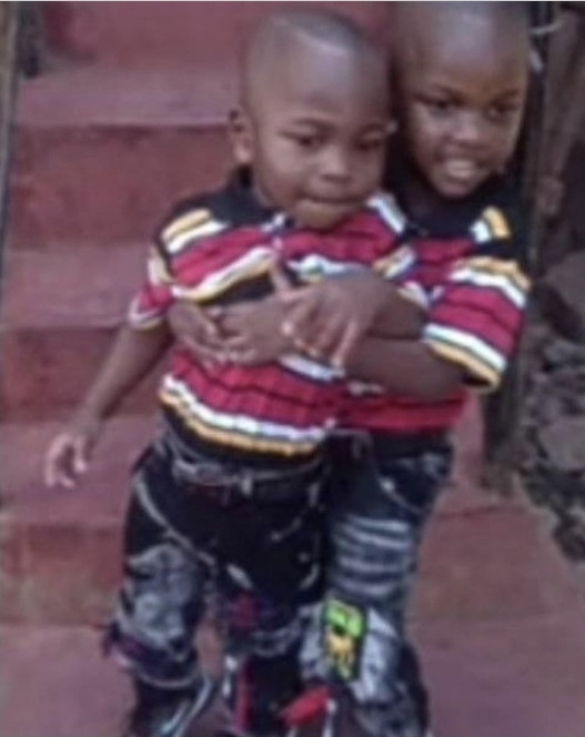 Kenyan woman strangles her two beautiful children to death after disagreement with her husband