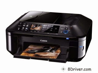 download Canon PIXMA MX885 printer's driver
