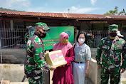 Guna Peduli Sesama, Kodim 0101/BS Bersama Yayasan Buddha Tzuchi Aceh Gelar Baksos