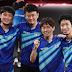 卓球男子団体で日本は韓国を破って銅メダル!卓球男子一丸で銅h