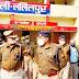 ललितपुर पुलिस अधीक्षक प्रमोद कुमार ने पुलिस कार्यालय सहित विभिन्न पटलों का किया निरीक्षण।