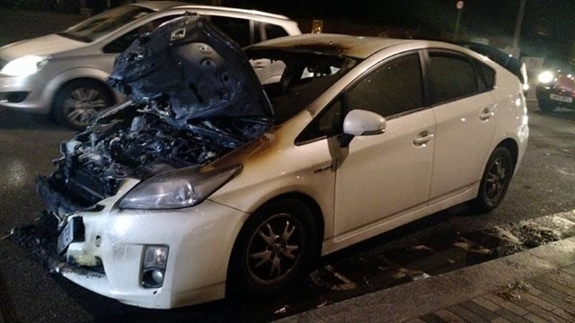 Uber Lease Car >> Taxi Leaks: Another Uber Prius In Spontaneous Combustion Issue.