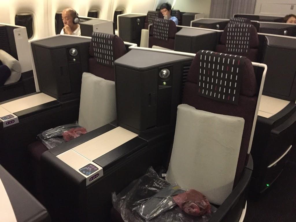 飛行機に乗り慣れたら「ビジネスクラス」へ