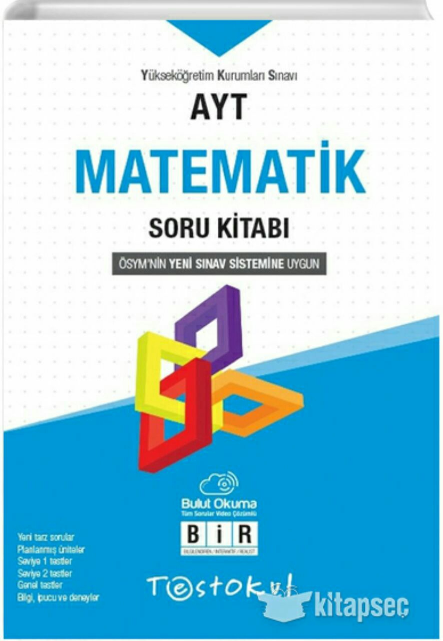 Test Okul AYT Matematik Soru bankası