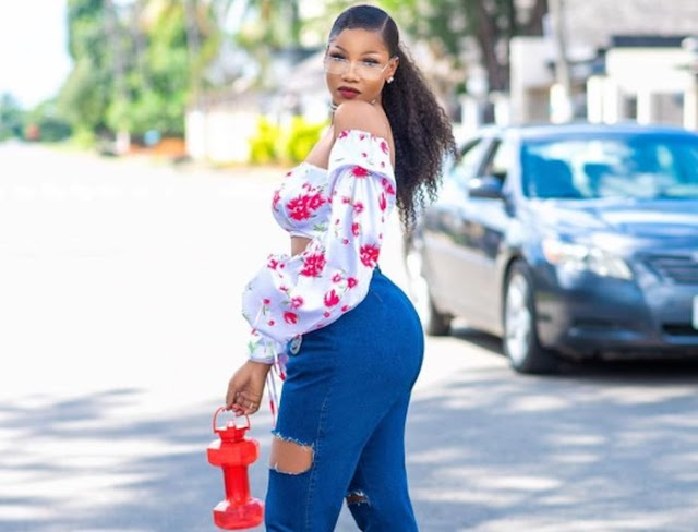 'Please Act Your Age' – Tacha Nastily Replies OAP Shade Ladipo For Shading Her