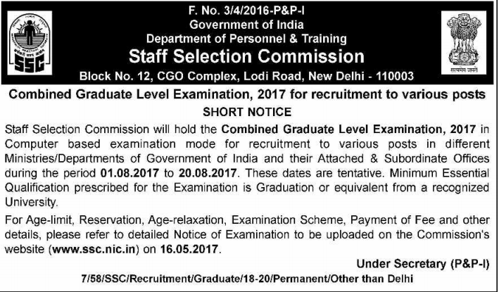 [SSC+CGL+2017+Exam+Notification+www.indgovtjobs.in%5B2%5D]