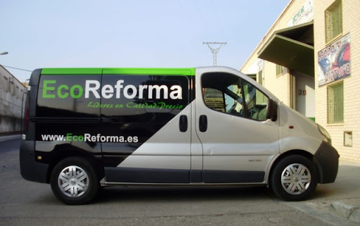 Página web en furgoneta