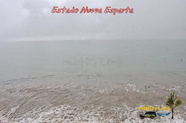 Playa VLR108 NE108, Estado Nueva Esparta Macanao