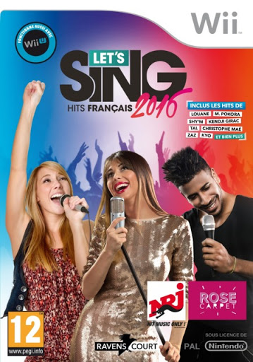 [GAMES] Lets Sing 2016 Hits Francais (Wii/PAL/MULTi5)