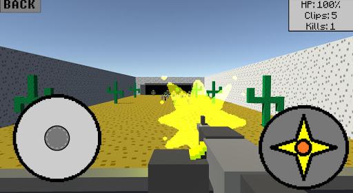 Dead Run Z screenshot 1