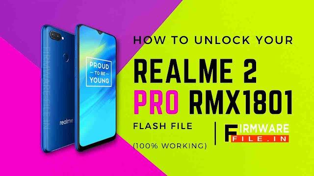 Realme 2 Pro RMX1801