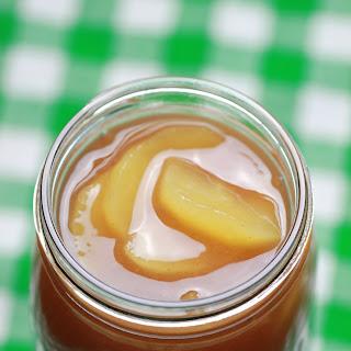 Apple Cider Pie Filling
