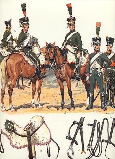4° regiment de chasseurs Tav13-keg1804-14